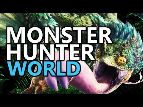I Wish I Played This Game Sooner - Monster Hunter World