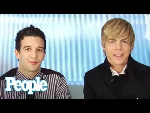 DWTS' Derek Hough & Mark Ballas Play The BFF Game | People