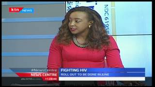 Johnston Kuria-Coordinator Sexual Reproductive Alliance speaking about the HIV wonder drug Part 2