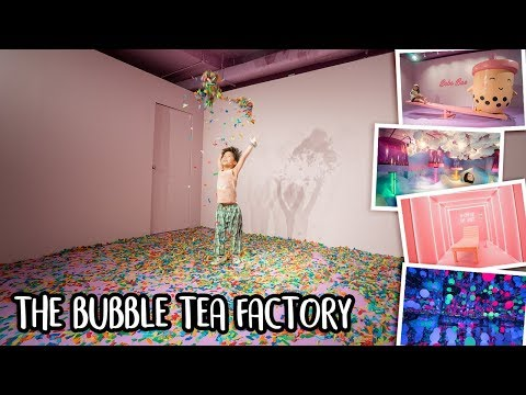Find your Boba Bae - or be one yourself - at The Bubble Tea Factory