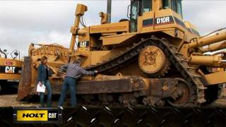 HOLT CAT Machine Rebuild Information