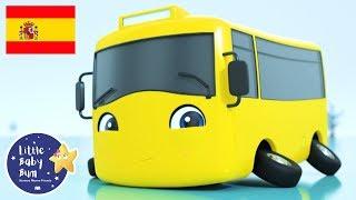 NUEVA CANCIÓN | con Buster el Autobús | Buster Patina Sobre Hielo | Little Baby Bum en Español