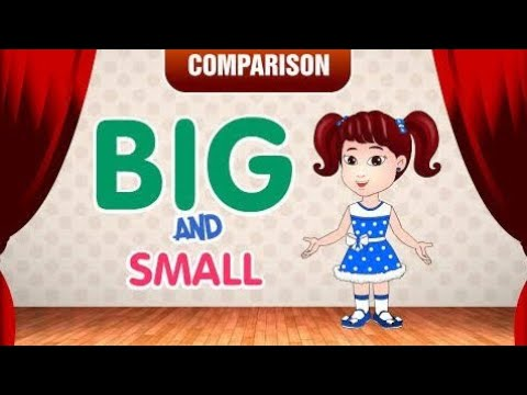 Learn Big and Small with Dipisha