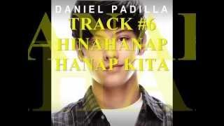 DANIEL PADILLA (FULL TRACKS CD ALBUM)