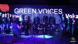 Green Voices  Bohemian Rhapsody  VokalFest 2013
