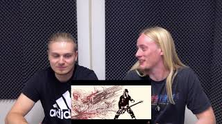 Sabaton   82nd All The Way   REACTION VIDEO (New Song Teaser Inside)