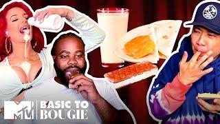 Apocalyptic Survival Foods! Ft. Justina Valentine | Basic To Bougie: Season 5 | MTV