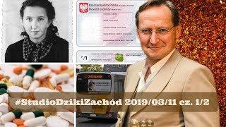 Cejrowski: państwo nie może być złodziejem ani paserem! #StudioDzikiZachód 2019/03/11 Odc. 8 Cz. 1/2
