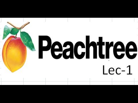 Peachtree Accounting Tutorials (How to create Company) - YouTube