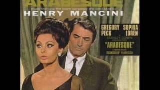 Henry Mancini - Arabesque