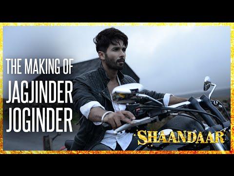 Shaandaar | The Making Of Jagjinder Joginder | Shahid Kapoor | Alia Bhatt | Pankaj Kapur