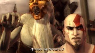 God of War - Kratos Loses vs Charon the Ferryman