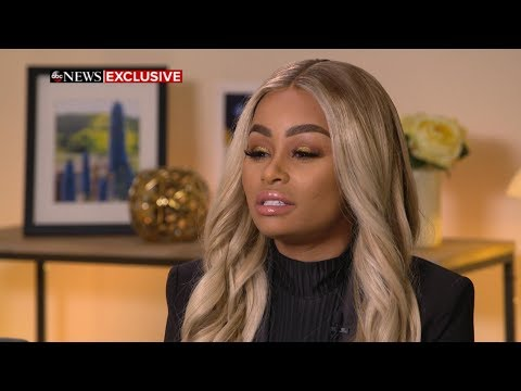 'I was devastated:' Blac Chyna speaks out about leaked photos