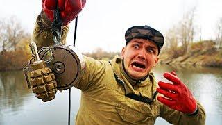 Самая опасная рыбалка