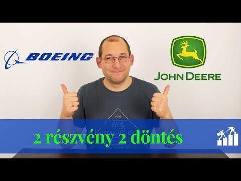 Milliós hibám és nyereségem a részvénypiacon 📉 John Deere és Boeing - Pénzügyi Fitnesz 019 letöltés