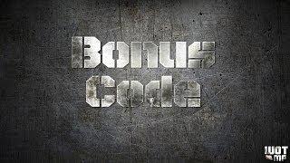 World of Tanks: Bonus Code  HD 