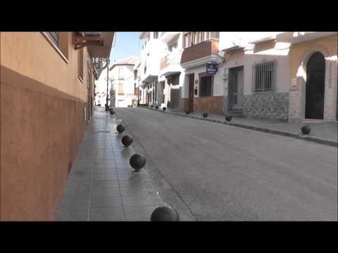 Salar (Granada): Cerrado por San Marcos.