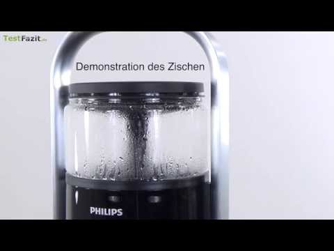 Test: Philips  HD5407/60  Cafe Gourmet Kaffeemaschine