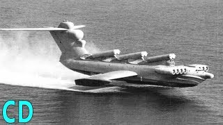 What happened to the Ekranoplan? - The Caspian Sea Monster
