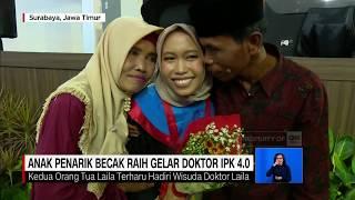 Video Anak Penarik Becak Raih Gelar Doktor IPK 4.0 MP3, 3GP, MP4, WEBM, AVI, FLV September 2019