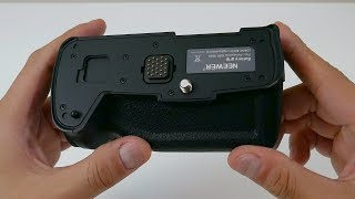 NEEWER Battery Grip For G85 - Fast Unboxing & Review