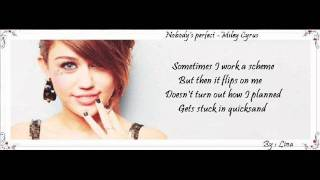 Nobody's Perfect - Miley cyrus