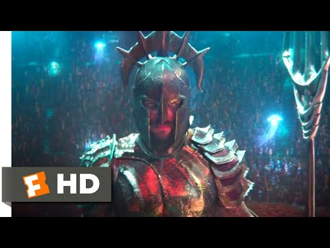 Aquaman (2018) - The Ring of Fire Scene (3/10)   Movieclips