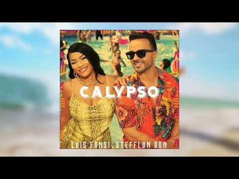Luis Fonsi, Stefflon Don - Calypso (Official Audio)