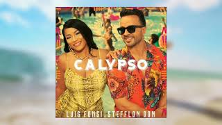 Luis Fonsi, Stefflon Don   Calypso (Official Audio)