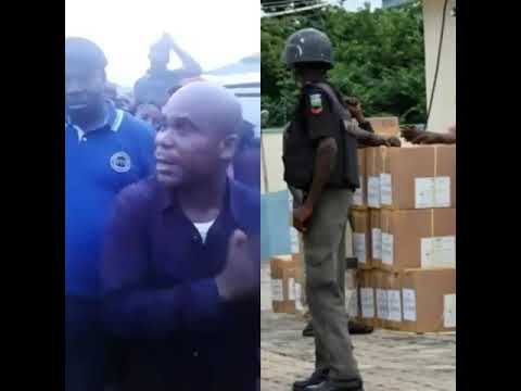 Army And Police  DPO Snatched Presidential Election Materials - INEC In Rivers State Cries Out