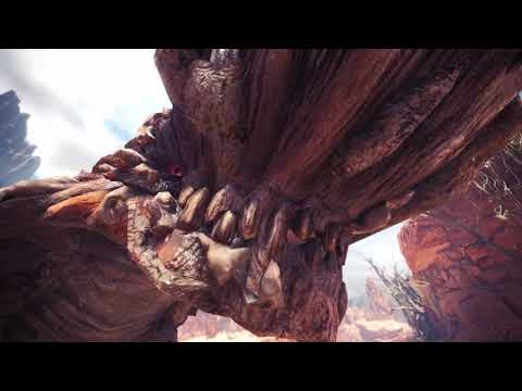 Monster Hunter World - Première Pub Japonaise de Monster Hunter World