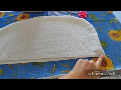 Ecco cosa puoi fare con un vecchio asciugamano!