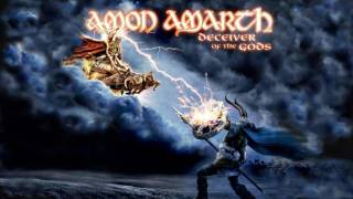 Amon Amarth - BURNING ANVIL OF STEEL