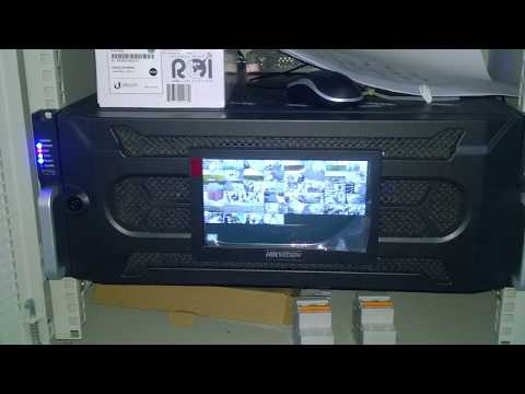 NVR Hikvision 64 Chanel  DS-96000NI-F24