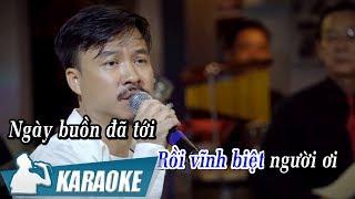 [KARAOKE] Đoạn Tuyệt - Quang Lập