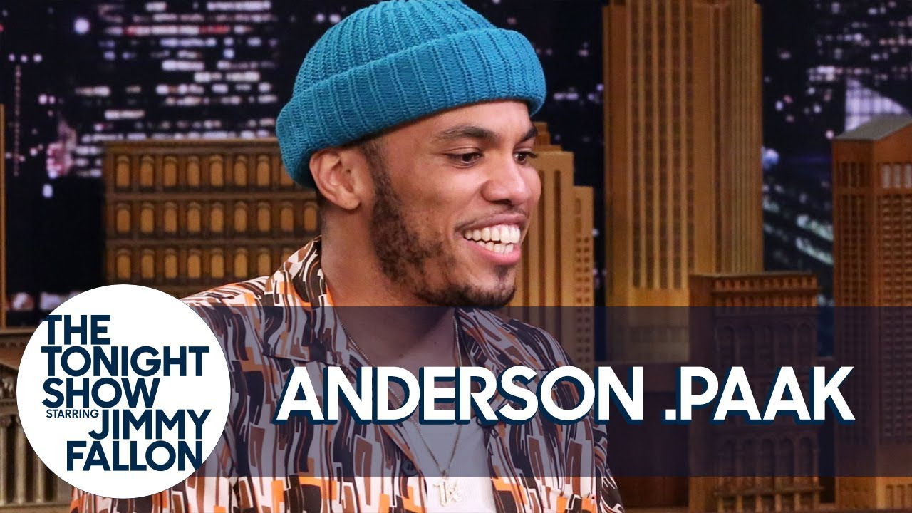 Anderson .Paak Butt Heads with Dr. Dre in the Studio thumbnail