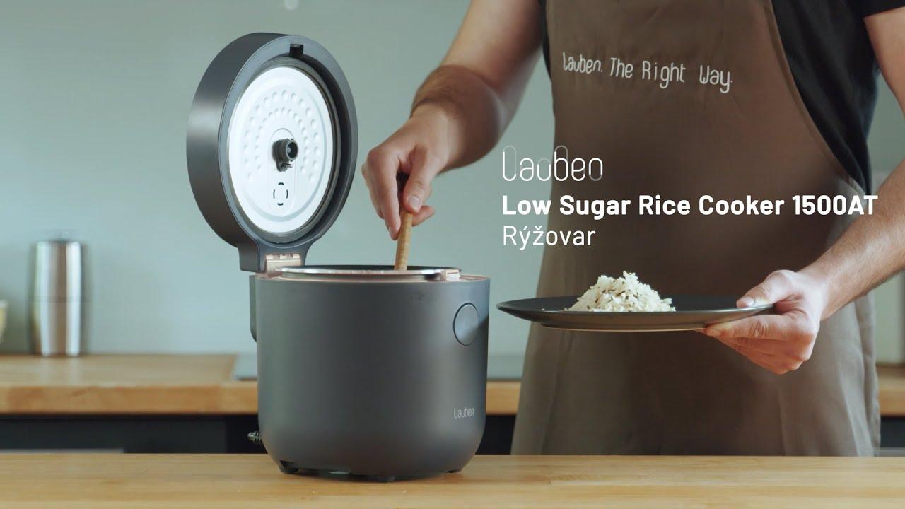 Lauben Low Sugar Rice Cooker 1500AT | Rýžovar