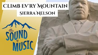 Climb Ev'ry Mountain - Sierra Nelson Cover | The Sound Of Music