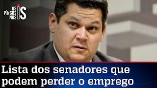 Internautas fazem campanha para que Amapá não reeleja Alcolumbre em 2022