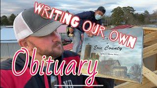 Writing An Obituary