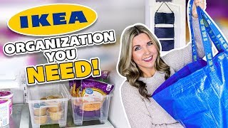 IKEA Organization You Need! Home Organization Ideas 2020