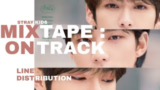 Stray Kids Mixtape On Track...