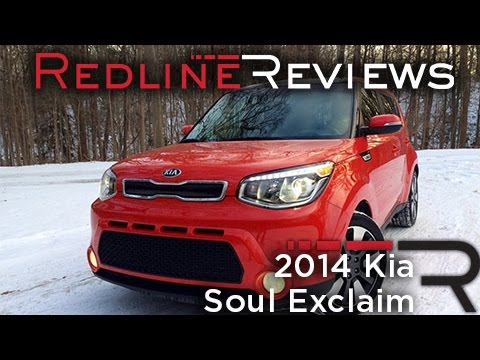 2014 Kia Soul Exclaim Reviewed