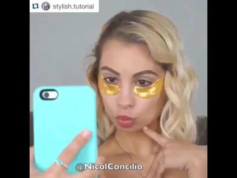Face mask para sa dry inflamed skin