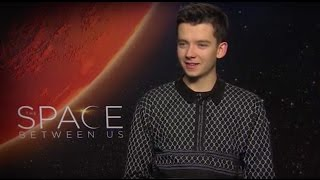 'The Space Between Us' Interview with Asa Butterfield