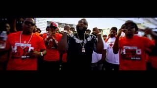 Dred Skeezy Feat. Rick Ross - Da Hood Got Fee (Official Video) - Video Youtube