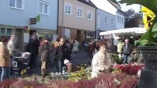 preview picture of video 'Michaelimarkt in Pressath'