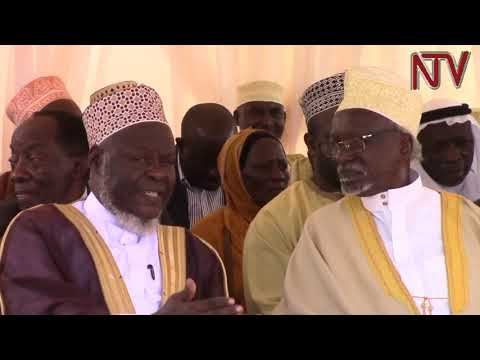 President Museveni asks Muslims to use faith to fight immorality, crime
