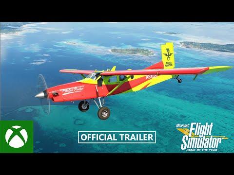 《微軟模擬飛行》年度遊戲版 11 月推出 收錄首款戰鬥機 F/A-18 超級大黃蜂