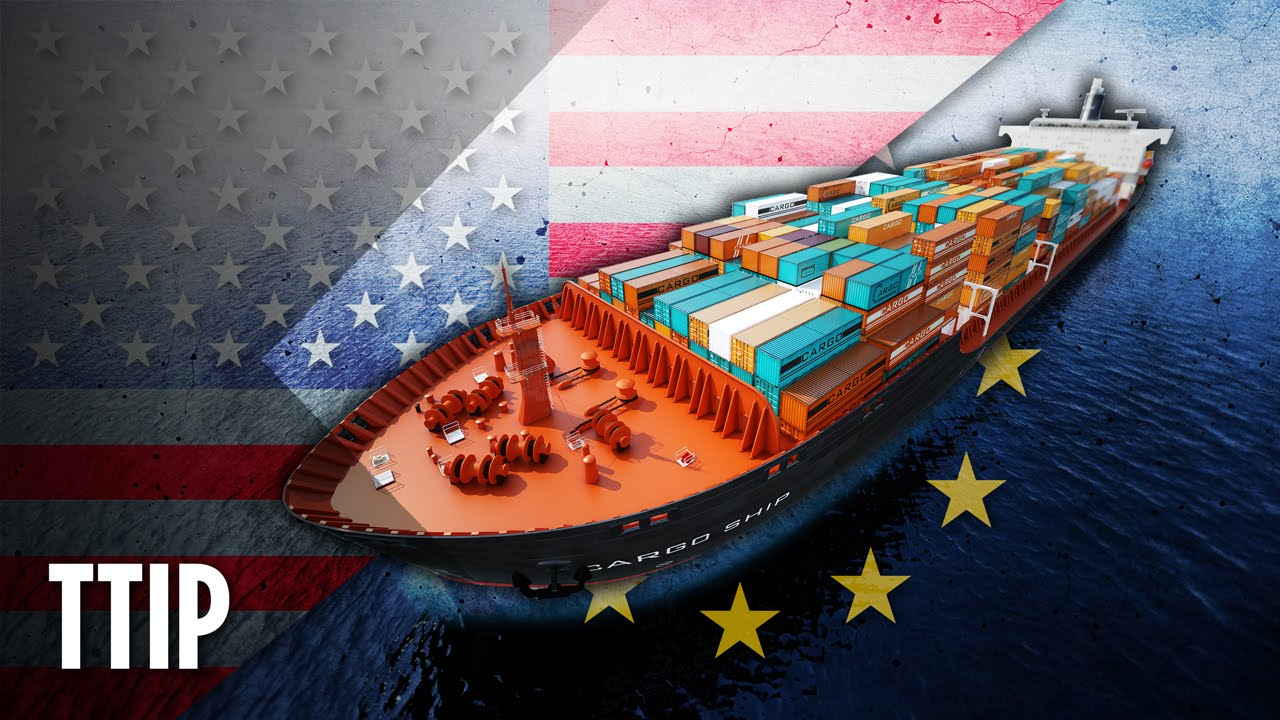 The Fight Over The U.S. and EU's Controversial Trade Deal thumbnail